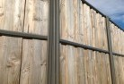 Alstonville Lap and cap timber fencing 2